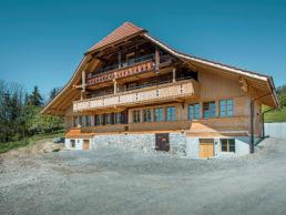 Sanierung / Ausbau bestehendes Wohnhaus